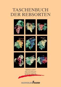 Taschenbuch der Rebsorten von Lott,  Heinz, Pfaff,  Franz, Prior,  Bernd
