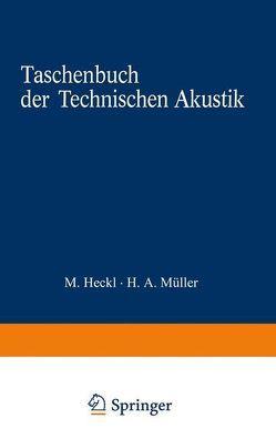 Taschenbuch der Technischen Akustik von Heckl,  M., Müller,  H.A.
