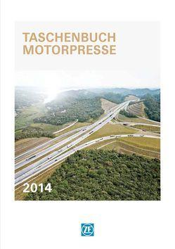 Taschenbuch Motorpresse 2014 von Kroll,  Björn, Kroll,  Jens M
