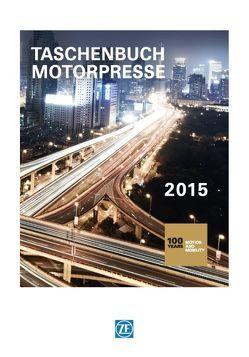 Taschenbuch Motorpresse 2015 von Kroll,  Björn, Kroll,  Jens M