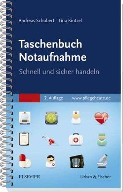 Taschenbuch Notaufnahme von Kintzel,  Tina, Schubert,  Andreas