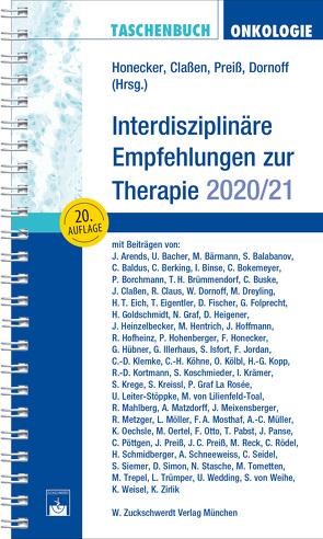 Taschenbuch Onkologie von Classen,  J., Dornoff,  W., Honecker,  F., Preiß,  J.