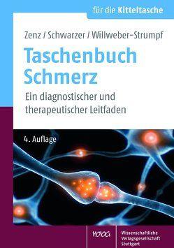 Taschenbuch Schmerz von Schwarzer,  Andreas, Willweber-Strumpf,  Anne, Zenz,  Michael