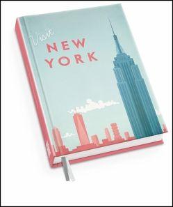Taschenkalender 2019 – Visit New York – Terminplaner mit Wochenkalendarium – Format 11,3 x 16,3 cm von DUMONT Kalenderverlag, Rivers,  Henry