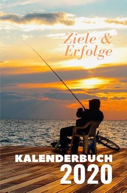 Taschenkalender 2020 / Kalenderbuch 2020 für Angler von Lenda,  Karl