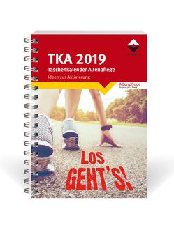 Taschenkalender Altenpflege 2019 von Vincentz Network GmbH & Co. KG