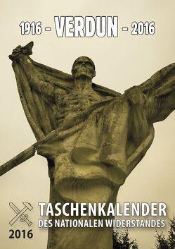 Taschenkalender des nationalen Widerstandes 2016
