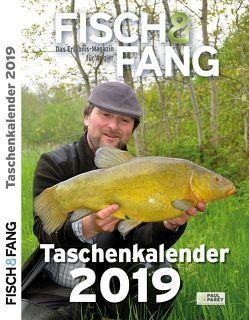 Taschenkalender FISCH & FANG 2019