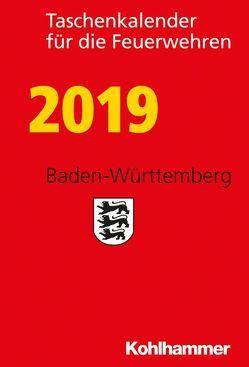 Taschenkalender für die Feuerwehren 2019 / Baden-Württemberg
