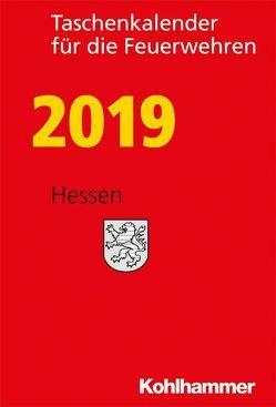 Taschenkalender für die Feuerwehren 2019/ Hessen