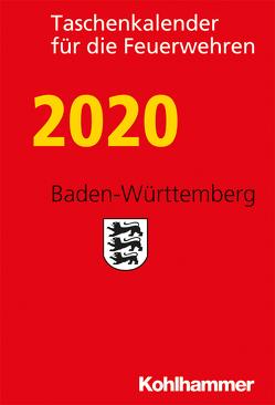 Taschenkalender für die Feuerwehren 2020 / Baden-Württemberg
