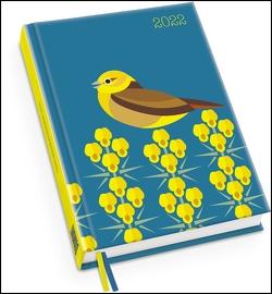 Taschenkalender »I like Birds« 2022 ‒ Von Stuart Cox ‒ Terminplaner mit Wochenkalendarium ‒ Format 11,3 x 16,3 cm von Cox,  Stuart