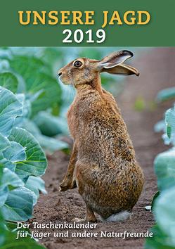 Taschenkalender Unsere Jagd 2019 von DLV Deutscher Landwirtschaftsverlag GmbH
