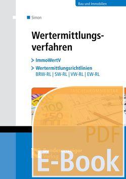 Taschenkommentar Wertermittlungsverfahren (E-Book) von Simon,  Jürgen