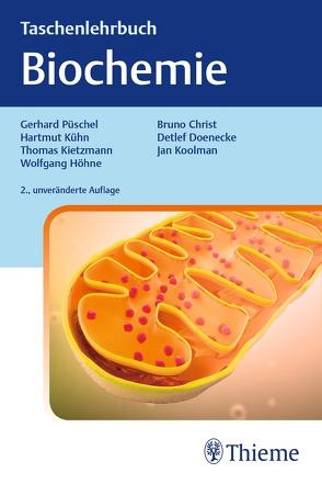 Taschenlehrbuch Biochemie von Christ,  Bruno, Höhne,  Wolfgang, Kietzmann,  Thomas, Kühn,  Hartmut, Püschel,  Gerd P.
