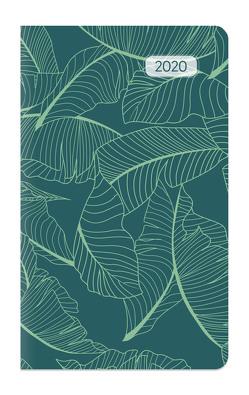 Taschenplaner Style Blätter 2020 – Taschenkalender (9,5 x 16) – seperates Adressheft – 1 Seite 1 Woche – 64 Seiten – Terminplaner von ALPHA EDITION