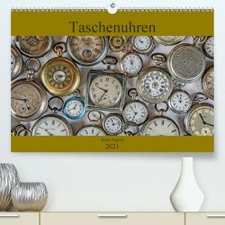 Taschenuhren (Premium, hochwertiger DIN A2 Wandkalender 2021, Kunstdruck in Hochglanz) von Eppele,  Klaus