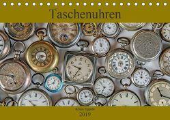 Taschenuhren (Tischkalender 2019 DIN A5 quer) von Eppele,  Klaus