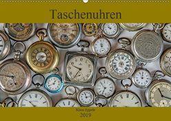Taschenuhren (Wandkalender 2019 DIN A2 quer) von Eppele,  Klaus