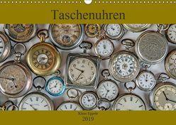 Taschenuhren (Wandkalender 2019 DIN A3 quer) von Eppele,  Klaus