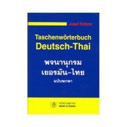 Taschenwörterbuch Deutsch-Thai von Rohrer,  Josef