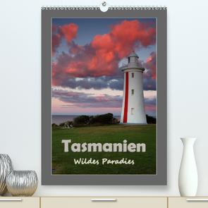 Tasmanien – Wildes Paradies (Premium, hochwertiger DIN A2 Wandkalender 2021, Kunstdruck in Hochglanz) von Ehrentraut,  Dirk