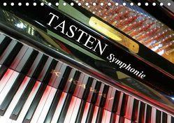 TASTEN Symphonie (Tischkalender 2019 DIN A5 quer) von Bleicher,  Renate