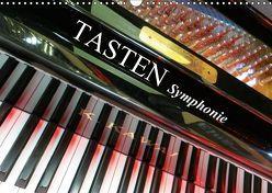 TASTEN Symphonie (Wandkalender 2019 DIN A3 quer)
