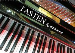 TASTEN Symphonie (Wandkalender 2021 DIN A3 quer) von Bleicher,  Renate