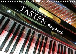 TASTEN Symphonie (Wandkalender 2021 DIN A4 quer) von Bleicher,  Renate