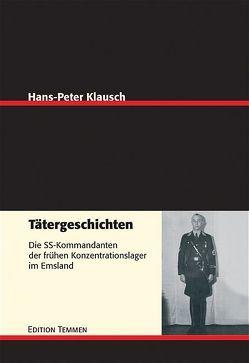 Tätergeschichten von Klausch,  Hans P