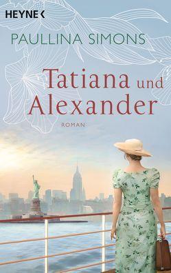 Tatiana und Alexander von Handels,  Tanja, Simons,  Paullina