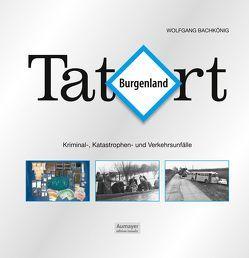 Tatort Burgenland von Bachkönig,  Wolfgang