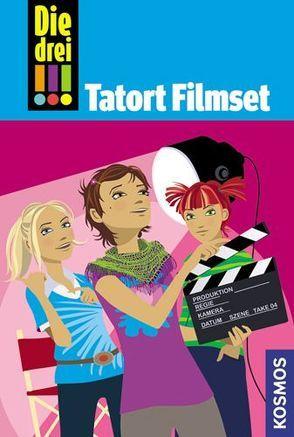 Tatort Filmset von Wich,  Henriette