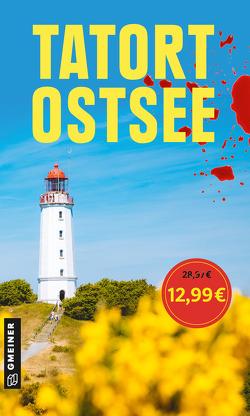 Tatort Ostsee von Clausen,  Anke, Danz,  Ella, Jacobsen,  Harald
