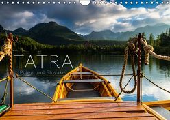 Tatra. Polen und Slowakei (Wandkalender 2019 DIN A4 quer) von Gospodarek,  Mikolaj