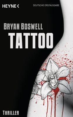 Tattoo von Betzenbichler,  Richard, Boswell,  Bryan