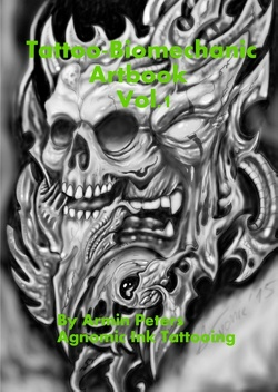 Tattoo-Biomechanic Artbook Vol.1 von Peters,  Armin