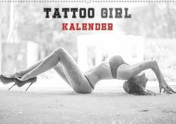 TATTOO GIRL KALENDER (Wandkalender 2020 DIN A2 quer) von Xander,  Andre