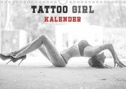 TATTOO GIRL KALENDER (Wandkalender 2020 DIN A4 quer) von Xander,  Andre