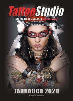 Tattoo Studio – Jahrbuch 2020