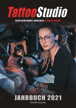 Tattoo Studio – Jahrbuch 2021