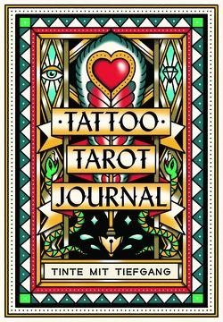 Tattoo Tarot-Journal von McMahon-Collis,  Diana