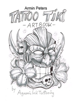 Tattoo Tiki Art Book von Peters,  Armin