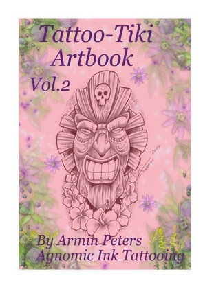 Tattoo Tiki Artbook Vol.2 von Peters,  Armin