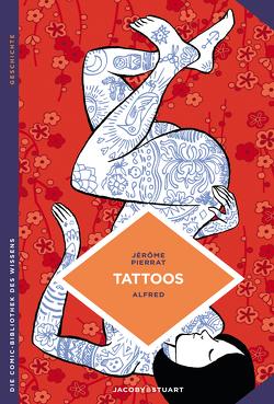 Tattoos von Alfred, Pierrat,  Jérôme