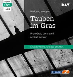 Tauben im Gras von Hoeppner,  Achim, Koeppen,  Wolfgang