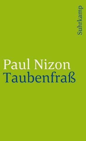 Taubenfraß von Nizon,  Paul