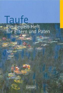 Taufe von Dalferth,  Winfried, Maier,  Philippus, Ruhl,  Gerhard, Schnaitmann,  Monika, Teich,  Volker