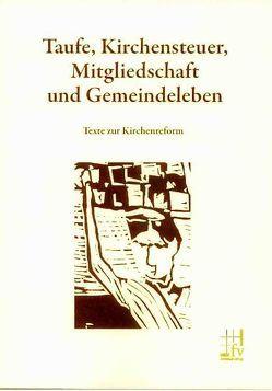 Taufe, Kirchensteuer, Mitgliedschaft und Gemeindeleben von Denecke,  Axel, Martin,  Karl